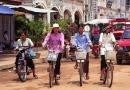 Au centre de Siem Reap