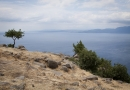 Depuis l'Acropole d'Assos