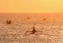 Pêcheurs balinais