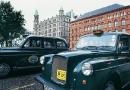 Taxis à Belfast