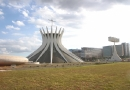La cathédrale Nossa Senora Aparecida