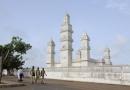 la Grande Mosquée de Yamoussoucro