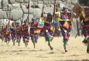 Soldats Incas, Fête du Soleil