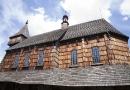 09_galicie Sur la route des maisons et chapelles en bois