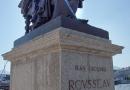 Satue de Rousseau