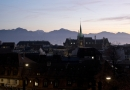 Lausanne, Saint-François