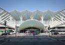 Gare de Calatrava, Exposition universelle