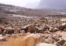 Désert à Oman