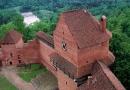 Château médiéval de Turaida