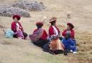 Indiennes Quechuas