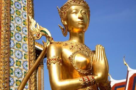 Phra Sri Rattana Satsadaram Temple, Bangkok