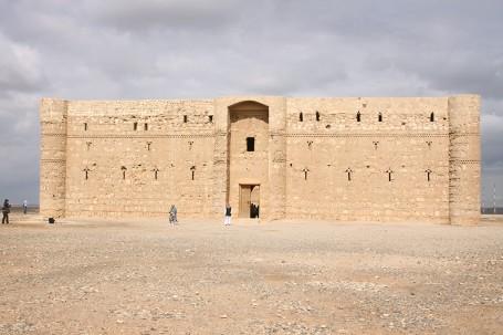 Château en Jordanie