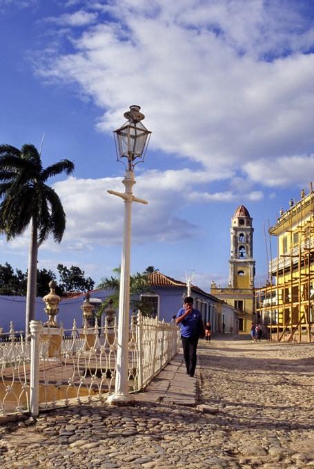 Plaza Mayor à Trinidad