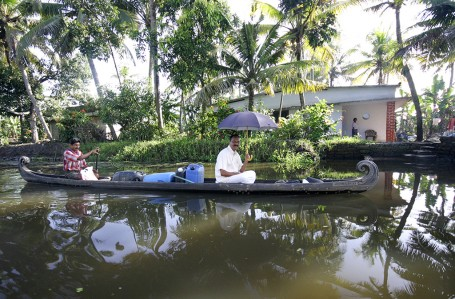 Pirogue Kerala