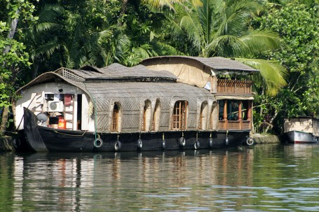 House-boat au Kerala