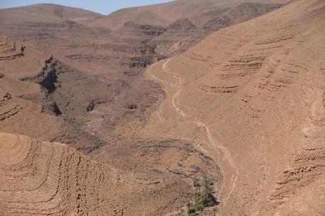 Montagne Sud marocain