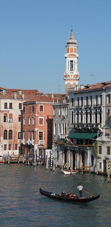 Gondole Canal Venise