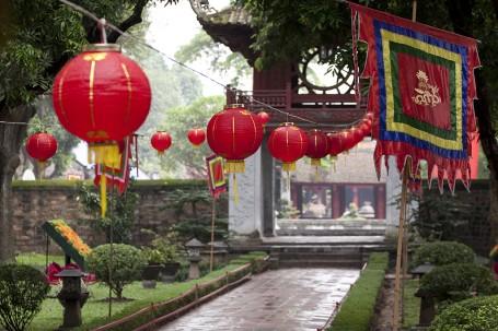 Hanoi, Temple de la littérature