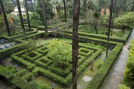 Jardins Alcazar