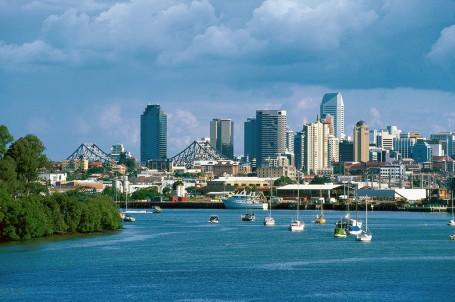 View_from_Hamilton_Reach-Brisbane