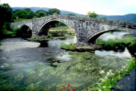 Pont à Betws-y-coed