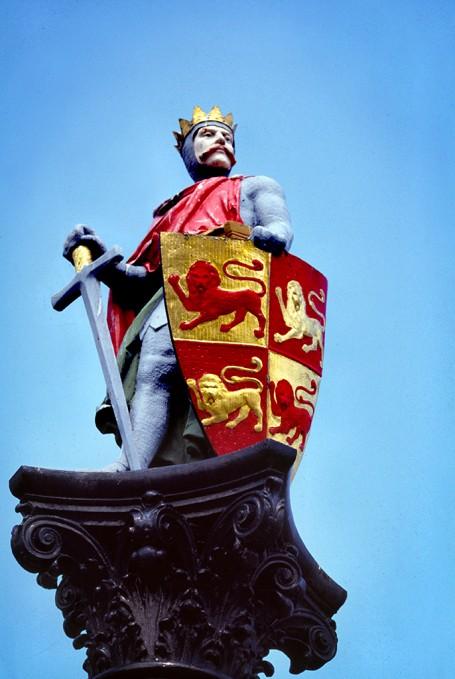 statue d'Edouard 1er