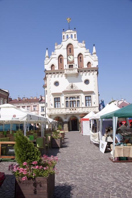 Rzeszow, Galicie, Pologne