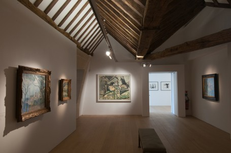 Interieur Musee © Musee Picasso Paris - Beatrice Hatala