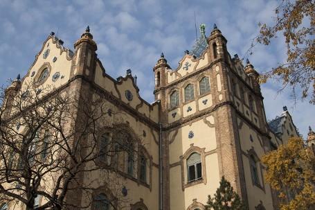 Institut de geologie, Budapest