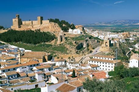 Vielle ville de Malaga