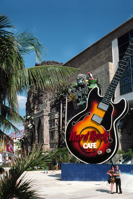 Hard rock café Cancun