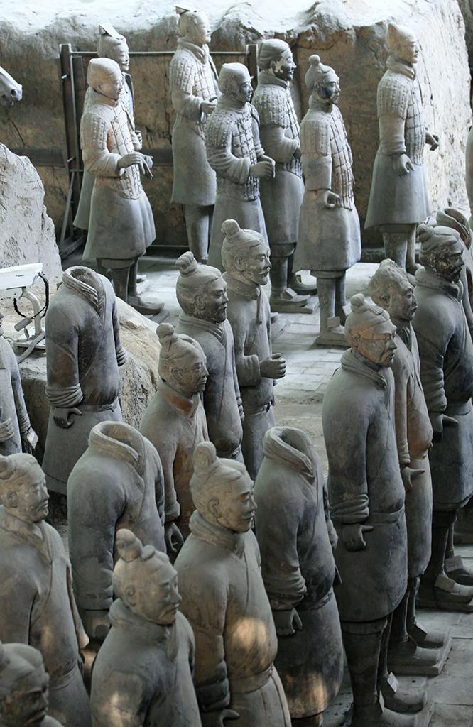 Soldats Qin