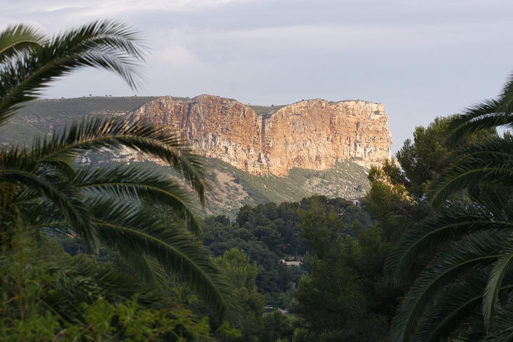 Cap Canaille, Cassis