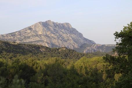 Montagne Saite-Victoire