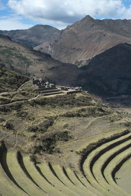 Les terrasses de Pisac
