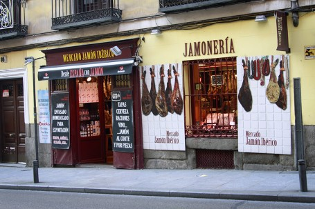 Jamoneria, Madrid