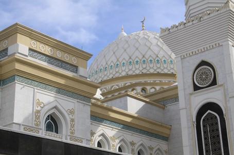 Grande Mosquée, ASTANA,KAZAKHSTAN
