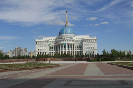 Palais présidentiel, KAZAKHSTAN