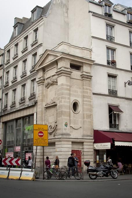Rue du Baubourg Saint-Antoine, Paris