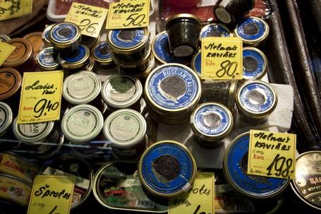 Caviar Marché Riga