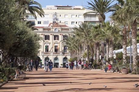 Mairie de Lloret à Costa Brava