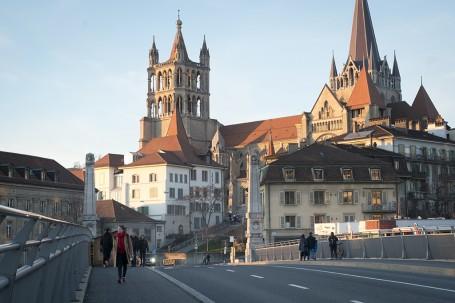 Lausanne, cathédrale